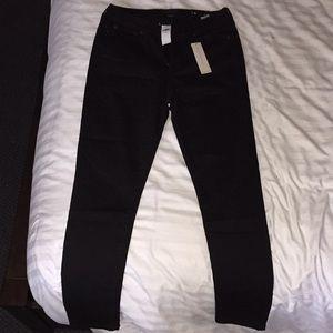 BR Curvy fit Women's Black Skinny Jean - Size 29